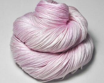 Baby unicorn - Merino/Silk Fingering Yarn Superwash