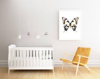 teenage girl gift, teen girl, teen girl wall decor, teen girl room decor, woodland creatures, woodland baby shower, girl woodland prints
