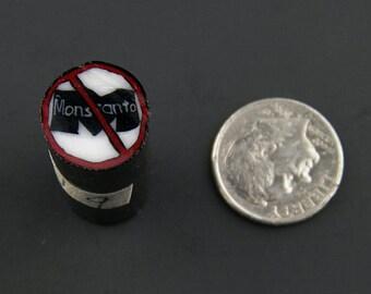 Anti-Monsanto Murrine Boro Cane 9 grams - 113 N