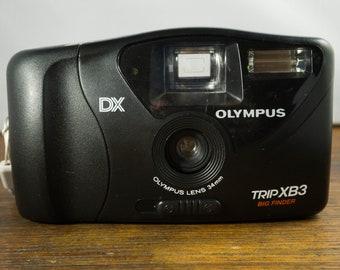 OLYMPUS TripXB3 Big Finder (35mm Film - Point and Shoot Camera)