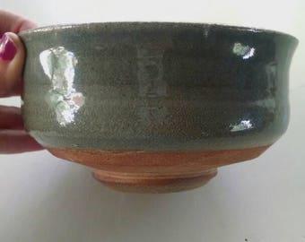 Ceramic / Bowl / Blue / Handmade