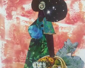 African American art  The Gardener