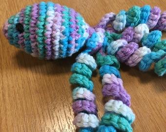Cat toys with cat nip, crocheted, catnip, cat toy, fish, handmade, kitten, cat