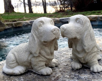 German Shepherd Statue Dog Angel Pet Memorial Statue