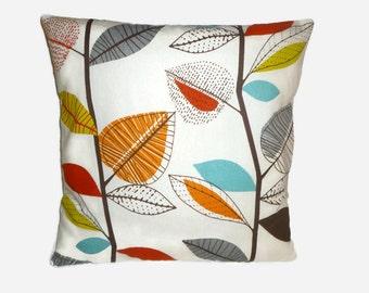 "Orange 4 CHOICES Mix Match Designer Pillow Orange Cushion Cover Accent Slip Scatter ONE 16"" (40cm) ONE x 16"" (40cm)"