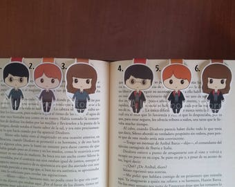 Magnetic Bookmarks | Young Wizards