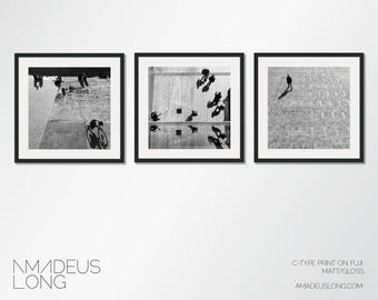 The Aerial Collection: Set Of 3 Aerial Photos, Aerial Photography, Aerial, Drone Photography, Aerial Prints, Aerial Wall Art, Print Set