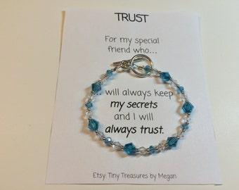 Glass Beaded Friendship Bracelets
