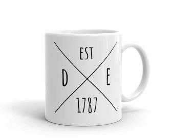 Delaware Statehood - Coffee Mug