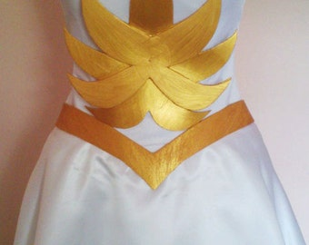 Handmade She-Ra cosplay, Masters of the Universe cosplay