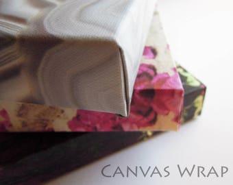 Canvas Gallery Wrap - Fine Art Photography - Canvas Print - Large Wall Art - Custom Canvas Wrap - 11x14 20x24 16x20 30x30 30x40