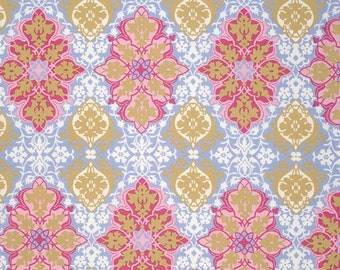 Jennifer Paganelli PWJP105 Nostalgia Hillary Blue Cotton Fabric By Yard