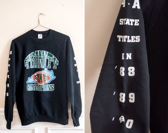 Vintage Trinity High School Championship Sweatshirt