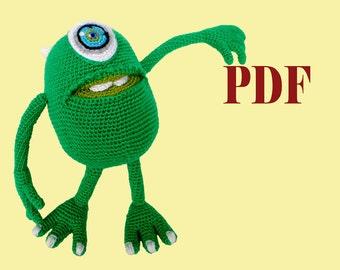 Amigurumi Crochet toy Patterns Plushie Pattern Amigurumi PDF tutorial Plush Toy Pattern How to Crochet toys For Beginner Pokemon pattern