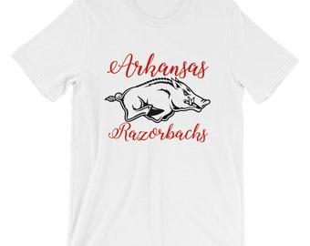 Arkansas Razorbacks Sooie Tee - University of Arkansas