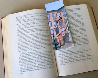 "Bookmark ""Piece of Portland"""