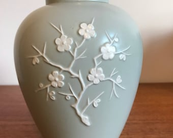 Copeland Spode Pottery 1950s Blossom Vase