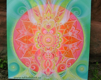 Mandala....Harmony in your Home...Love...