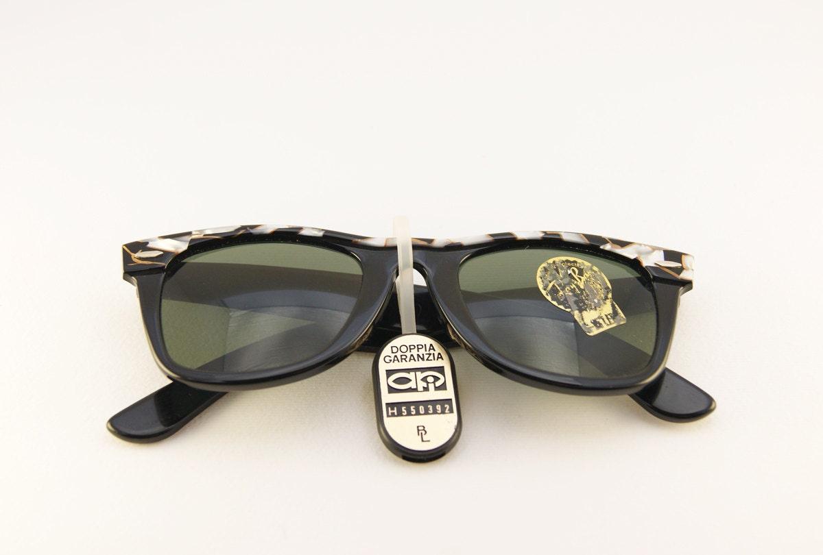 Vintage Ray Ban Wayfarer Ii Mosaic Rare Sunglasses Ray Ban