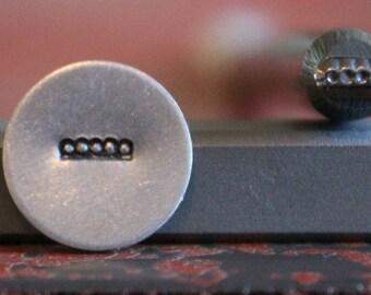 Southwest Pattern Metal Design Stamp - Metal Stamp - Metal Stamping and Jewelry Tool  SGS-8