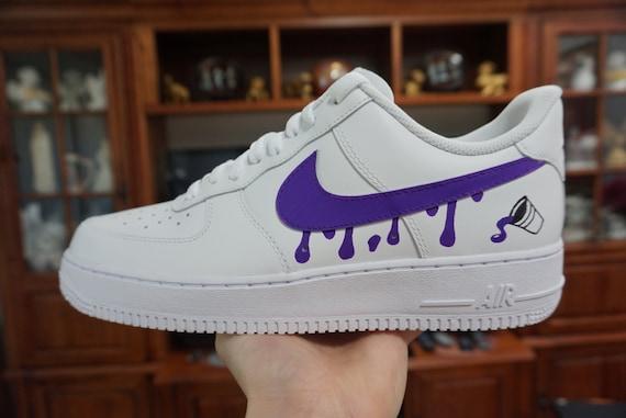 Nike Air Force 1 Id Personnalisé Longes