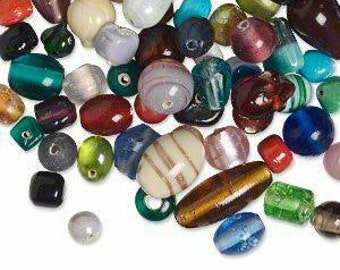 Gorgeous --500 Glass Beads