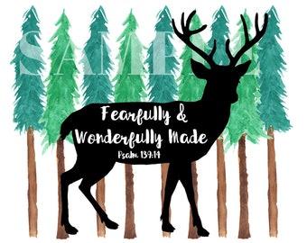 Woodland Animal (Scripture)