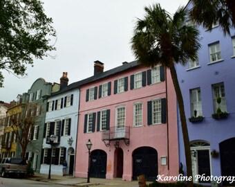Rainbow Row (Charleston, SC)