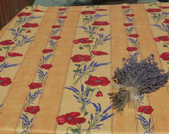 Rectangular Tablecloth .oilcloth .Select The Size You Need.The Maximum  Width Is 59