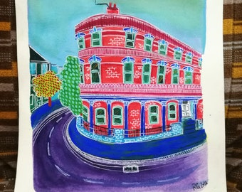 Painting of your house