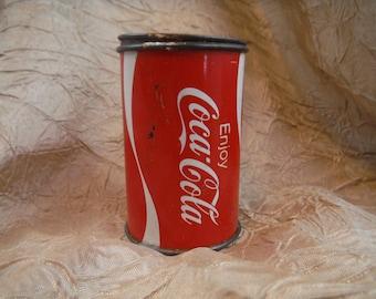 Sacapuntas de lápiz de Coca-Cola Vintage - Vintage, Retro, decoro