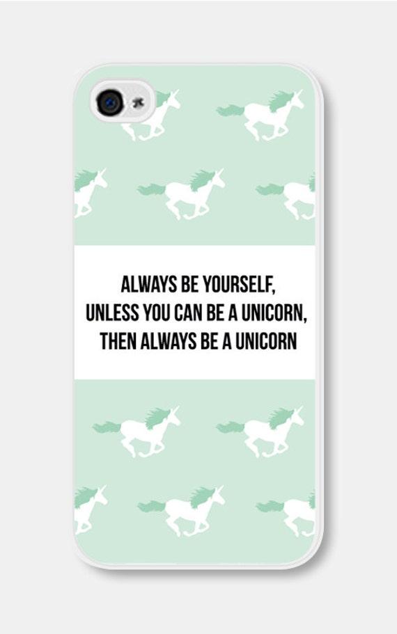 unicorn iphone 6 case both sides