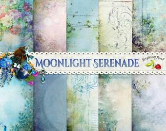 Moonlight Serenade Paper Set