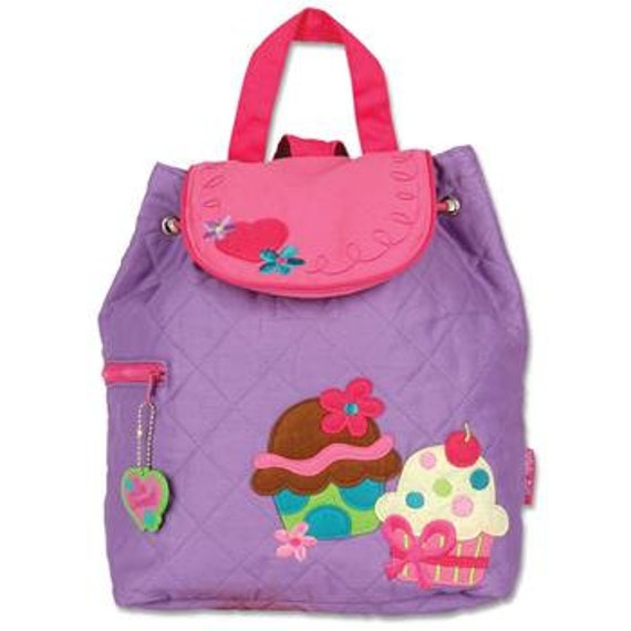 Cupcake Backpack for Toddlers