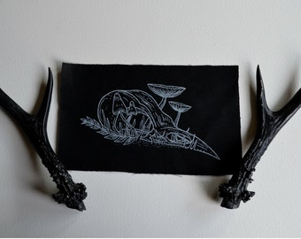Bird Skull Patch