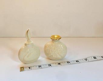 Lenox Fine Perfume Dispenser Fine Porcelain Made in USA