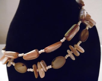 Double-Strand Shell Anklet