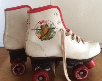 Vintage Star Wars Wicket **Children's** Rollerskates / Size 1