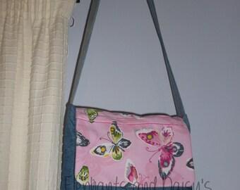 Messenger Bag ITH Design file