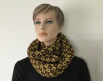 Scarf Fair isle scarf Talinn