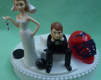 Wedding Cake Topper Philadelphia Eagles Philly Football Themed