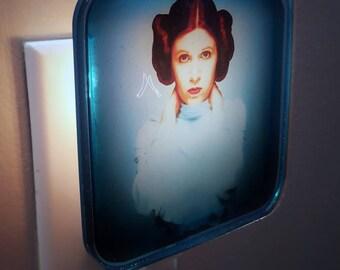 Princess Leia Night Light