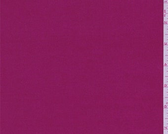 Raspberry Stretch Corduroy, Fabric By The Yard