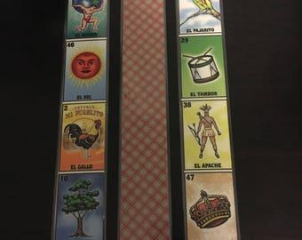 Lotería Bookmark