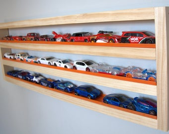 "3 Shelf Car Garage (25"" x 8.5"" x 1.5"")"