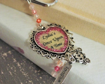 Princess 'Once Upon A Time' Fairytale Bookmark
