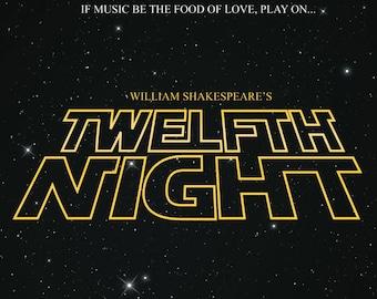 Twelfth Night - Star Wars