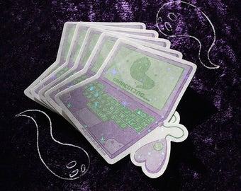 Digital Ouija Sticker
