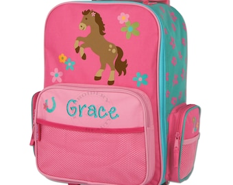 Horse Rolling Luggage