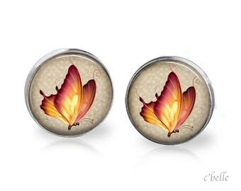 Earrings Butterfly 9